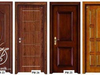 Ciri-ciri Pintu Minimalis 1 Daun yang Menarik
