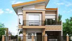 Inspirasi Desain Rumah 2 Lantai Sederhana dan Biaya yang Diperlukan